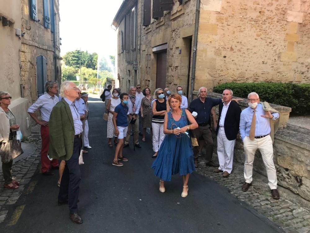 Visite guidée du vieux Bergerac